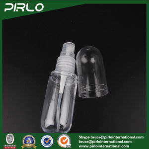 50ml Food Grade Oral Fresh Pump Bottles Pet Clear Pump Spray Bottles for Perfume pictures & photos