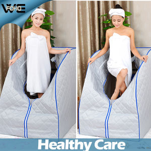 Health Benefits Sauna Therapy Infrared One Person Sauna pictures & photos