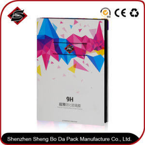 Portable Printing Customized Cardboard Gift Box with Plastic Hook pictures & photos