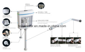 Bathroom Cistern by Wall Mounted pictures & photos