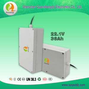 22.1V 36Ah QSD8209 Energy Storage Lithium Ion Battery Pack pictures & photos