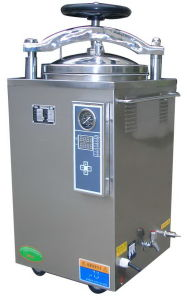 Vertical High Pressure Steam Autoclave Digital Display Automation Sterilizer 35L Ls-35HD pictures & photos