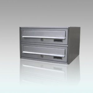 Gh-V12s Stainless Steel Combination Apartment Postbox pictures & photos