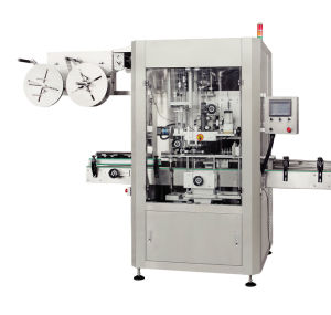 Auto High Capacity Bottle Labeler for Cup pictures & photos