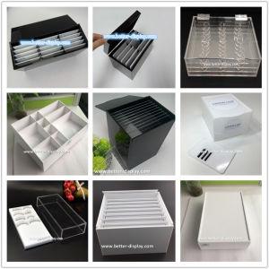 Custom Acrylic Eyelash Organizer Professional Manufacturer pictures & photos