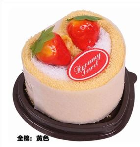 Wholesale Wedding Small Towel Cakes Design Towel Cake Wedding Gifts pictures & photos
