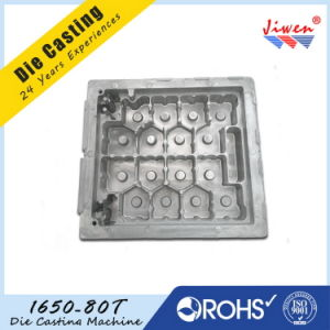 Aluminum Die Casting Communication Equipment Filter Base pictures & photos