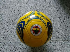 5# PVC Machine Stitching Soccer Ball pictures & photos