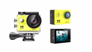 Original H9 Plus Remote Ultra HD 4k 30fps Waterproof Mini Camera pictures & photos