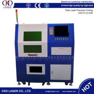 500W Laser Cutting Machine for Metal pictures & photos