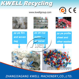 Plastic Crushing Washing Recycling Machine for Agricultural Film pictures & photos