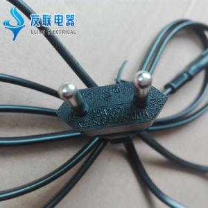 Korea Standard 2 Pin AC Power Cord pictures & photos