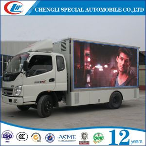 Good Use 4*2 P4 P6 P8 LED Advertising Screen Truck for Sale pictures & photos