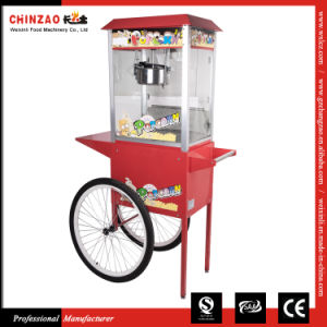 8oz Luxury Commercial Popcorn Popper Maker Machine with Matching Cart pictures & photos