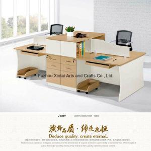 Morden New Design 4 Workstation Office Partition