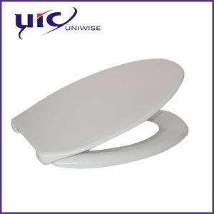 Square Duroplast Toilet Seat Cover, Urea Square Toilet Lid pictures & photos