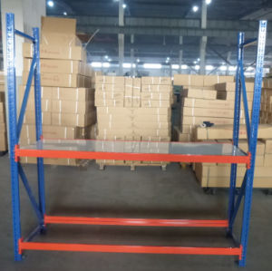 Supermarket Steel Middle Duty Warehouse Stacking Rack pictures & photos
