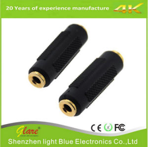 3.5mm Mono Plug to 2.5mm Stereo Jack Audio Adapter pictures & photos