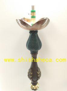 High Quality Smoking Pipe Zinc Alloy Hookah with Vaporizer Hookah Shisha pictures & photos