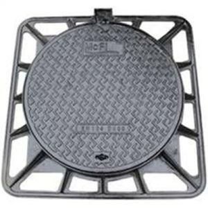 Ductile Cast Iron Manhole Cover pictures & photos