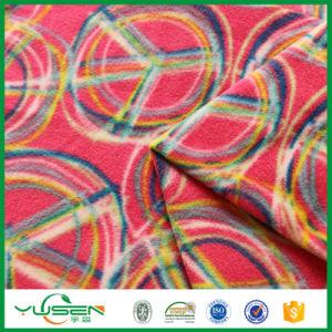 Promotion Cheap Polyester Polar Fleece Antipills Fleece Fabric for Ladies Jacket pictures & photos