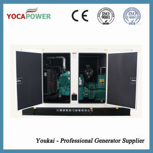 60kVA Chinese Engine Silent Diesel Generator Set pictures & photos