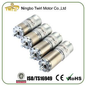 Motor Manufacturer 42mm 12 Volt DC Motor High Torque Low Rpm pictures & photos