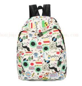 OEM Canvas Leisure School Kids Children Backpack School Bag pictures & photos