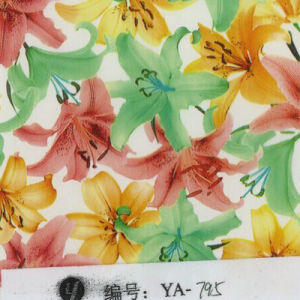 Tsautop 0.5/1m Width Flower Water Transfer Film Hydrographics Film pictures & photos