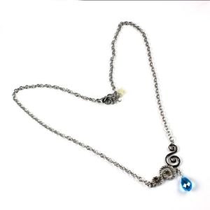 Fashion Crystal Necklace in Bulk with More Color pictures & photos