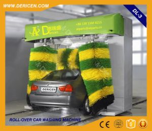 Dericen Dl3f Rollover Car Wash Machine Price with The Best Quality and Dry Function pictures & photos