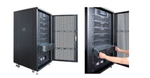 Online High Frequency Modular UPS 90KVA pictures & photos