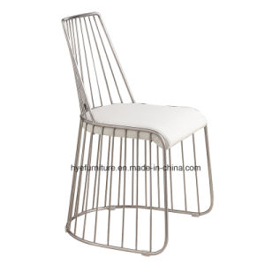 European Leisure Dining Chair Bride′s Veil Dining Chair (NC13) pictures & photos