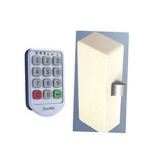 Keypad Password Cabinet Locker with Zinc Alloy pictures & photos
