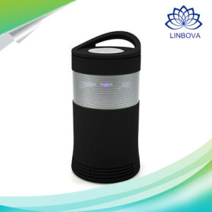 K15 Built-in Colorful LED Light Power Amplifier Mini Portable Bluetooth Speaker with Hook pictures & photos