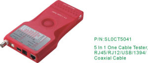 5 in 1 Cable Tester pictures & photos