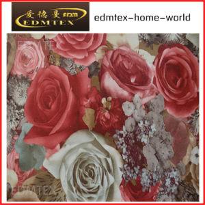 Curtain Fabric with Printed Styled-Cheap Price EDM0544