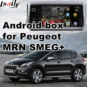 Car Video Interface for Peugeot Citroen Ds Smeg+ or Mrn System 208 308 508 2008 3008, Android Navigation Rear and 360 Panorama Optional pictures & photos