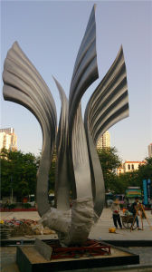 Large Outdoor Stainless Steel Sculpture pictures & photos