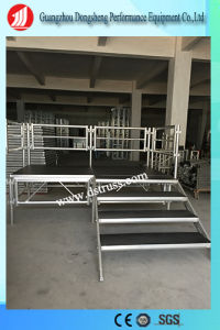 Factory Price Outdoor Compact Aluminum Assemble Stage Truss for Show pictures & photos