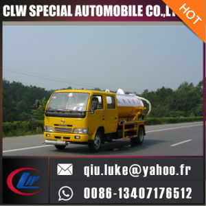 Dongfeng Sewage Suction Tanker Truck pictures & photos