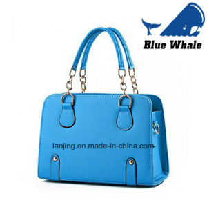 Women PU Leather Hand Bags pictures & photos