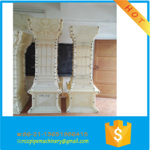 Roman Cement Plastic Pillar Mould pictures & photos