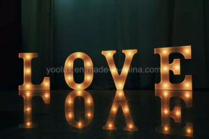LED Marquee Letters Decorative Light Marquee Lights Letter LED Letters pictures & photos