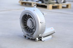 The Silver High Pressure Blower pictures & photos