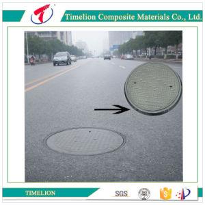 Customized Round SMC/FRP Composite Manhole Cover for Sales
