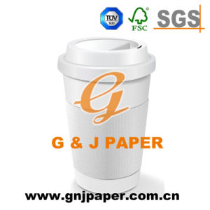 Disposable Custom Printed Hot Cup Paper with Good Quality pictures & photos