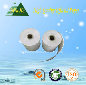 Thermal/Bond Paper Rolls for Credit Card Machines, ATM, Cash Registers, etc