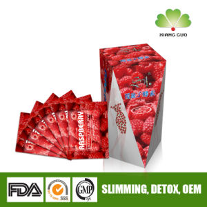 Beauty and Slimming Body Raspberry Enzyme Loss Weight Fruit Drinks pictures & photos