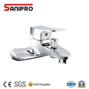 Sanipro Hot Sale Single Lever Bath Shower Faucet pictures & photos